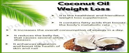 Coconut Oil Weight Loss Program